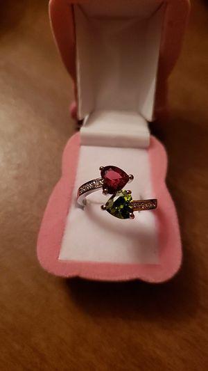 Ring sterling silver size 7 for Sale in Wichita, KS