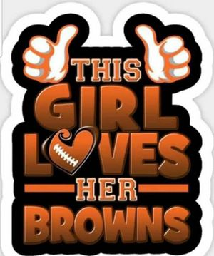 Browns verse Cincinnati tickets for the 8th for Sale in Akron, OH