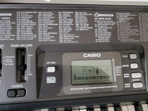 Musical Keyboard Casio CTK_720 for Sale in Woodbridge, VA