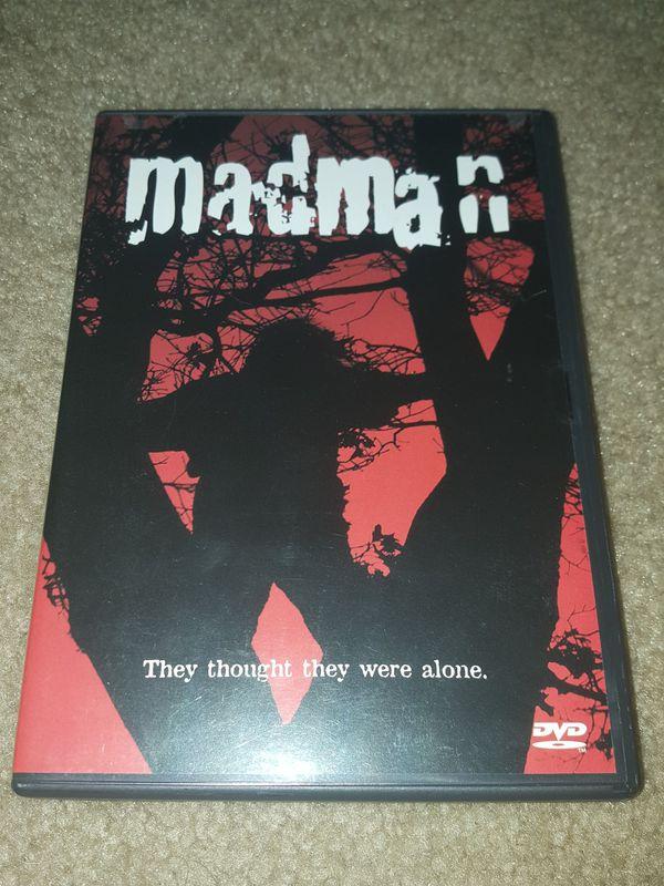 Madman DVD