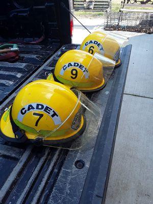 Firefighters Helmets $50 Each for Sale in Millsboro, DE