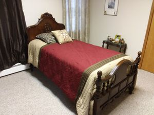 Twin size bed frame for Sale in Gardner, IL