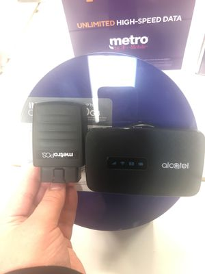 Metro By T-Mobile Smart Ride and Linkzone for Sale in Kennewick, WA