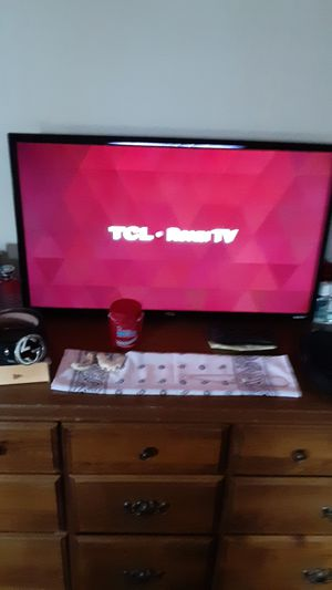 Tcl Roku smart tv for Sale in Indianapolis, IN