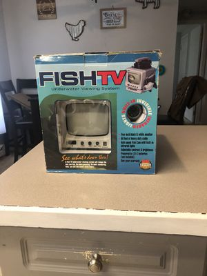 Fish camera brand new never used asking 150 obo for Sale in Martinsburg, WV