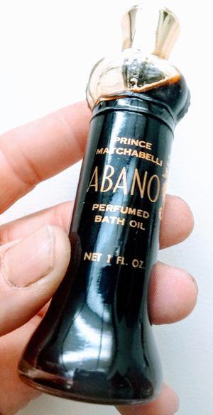 PRINCE MATCHABELLI ABANO 1 FL. OZ. PERFUMED BATH OIL FRAGRANCE for Sale in Covina, CA