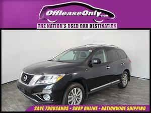 2016 Nissan Pathfinder for Sale in North Lauderdale, FL