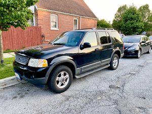 2003 Ford Explorer for Sale in Oak Lawn, IL