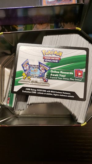 Pokemon Code Cards for Sale in Pittsburgh, PA