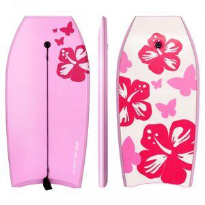 Goplus 41'' Lightweight Bodyboard Surfing w/ Leash for Sale in Corona, CA