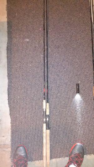 Shakespeare Intrepid titanium fishing rod for Sale in Hemet, CA