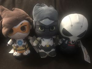 Overwatch Plushies for Sale in Wilsonville, OR