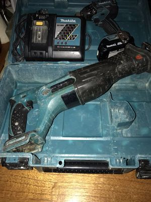 Makita Saw Saw and Drill for Sale in Austin, TX