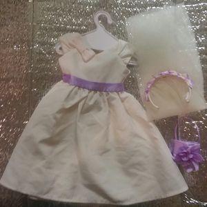 American girl 18 inch doll dress for Sale in Richmond, VA