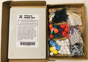 Chemistry Molecular Model Set (Organic & Inorganic) for Sale in Modesto, CA