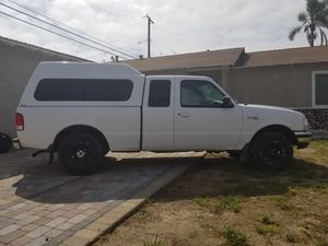 Ford ranger tall camper only for Sale in Los Angeles, CA