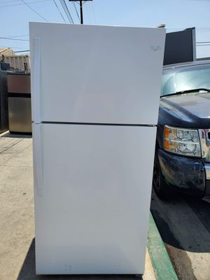 Whirlpool Top Freezer Refrigerator ONLY $40-$59 DOWN for Sale in Gardena, CA
