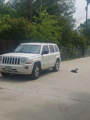 2010 jeep patriot for Sale in Dallas, TX