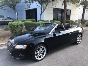 2010 Audi A5 convertible only $13,000 !!! for Sale in Las Vegas, NV