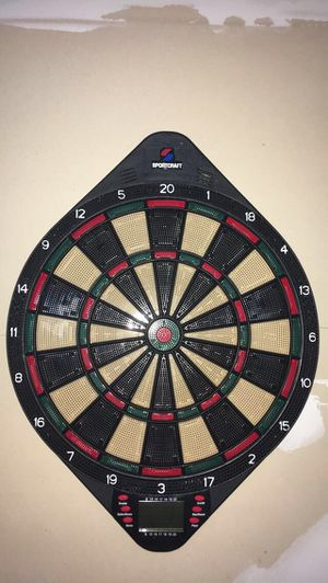 SportCraft Dartboard (Electronic) for Sale in Gainesville, VA