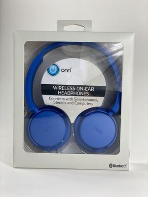 onn. Bluetooth On-Ear Headphones LOT of TWO (2) for Sale in West Mifflin, PA