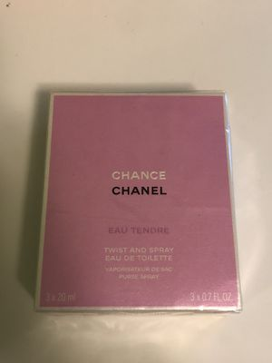 chance chanel twist and spray perfume ! for Sale in Monterey Park, CA