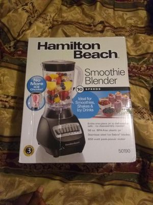 Hamilton Beach Smoothie blender for Sale in Charlotte, NC