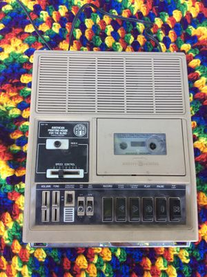 Vintage GE tape recorder for Sale in East Compton, CA