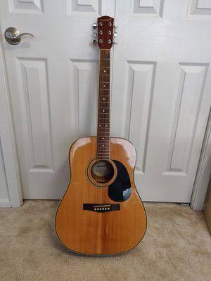 Fender Starcaster acoustic guitar. for Sale in Rockville, MD
