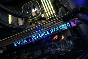 EVGA GeForce RTX 2070 XC ULTRA GAMING - graphics card - GF RTX 2070 - 8 GB for Sale in San Clemente, CA