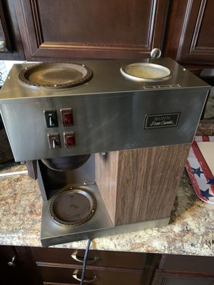Commercial coffee maker for Sale in Pelzer, SC