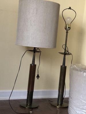 Stiffel lamps for Sale in Chicago, IL
