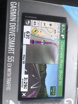 Brand New Sealed GARMIN GPS Bluetooth Wi If Newer Version for Sale in Portland,  OR
