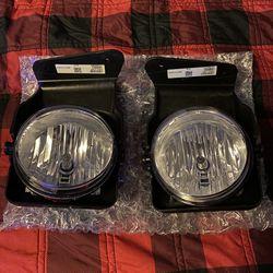 2003-2006 GMC Sierra Fog Lights (Brand New) for Sale in Charlotte,  NC