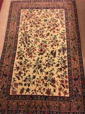 oriental rug hand made 64 x 42 inches for Sale in Alsip, IL