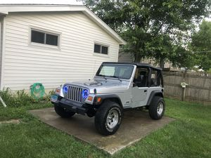 Jeep Wrangler 2004 for Sale in Chicago, IL