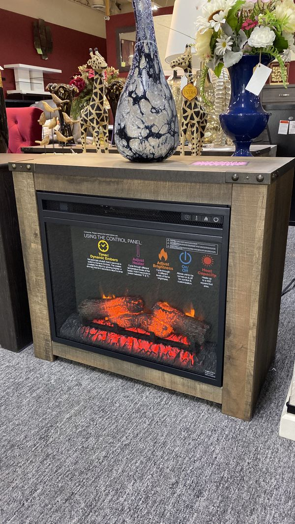 STAY WARM THIS SEASON with Our Fireplace Accent Stands 93