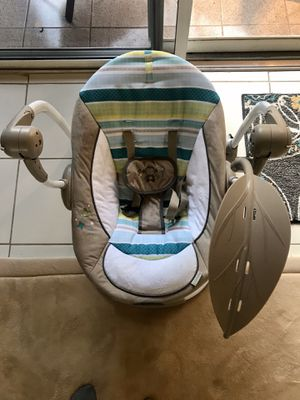 Ingenuity automatic baby swing for Sale in Pompano Beach, FL