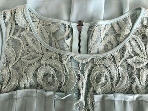 BCBG topped lace dress for Sale in Dunedin, FL