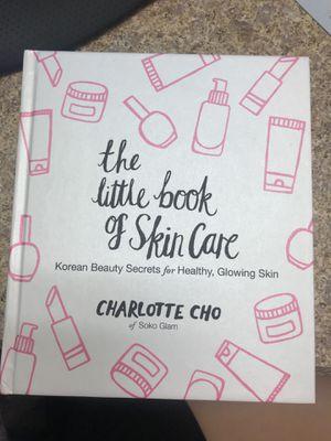 The little book of skin care: Korean beauty secrets for healthy glowing skin for Sale in Arlington, VA