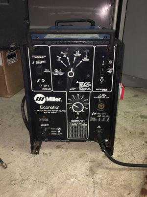 Miller ecotig welder for Sale in Jefferson, MD