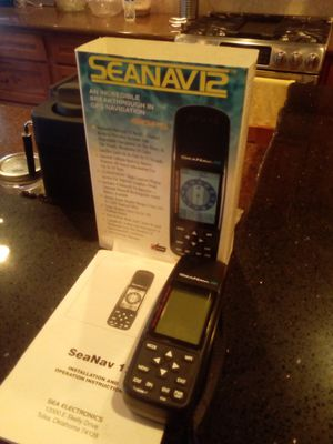 Seanav12 for Sale in Spokane, WA