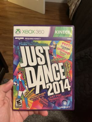 JUST DANCE 2014 (KINECT REQUIERED) | XBOX 360 for Sale in Covina, CA
