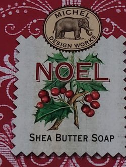 Michel Design Works , NOEL - Shea Butter Soap Bars for Sale in Bothell,  WA