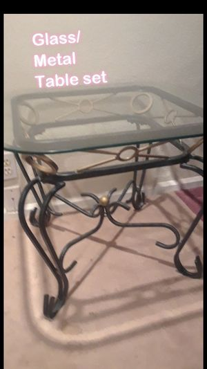 2 end tables for Sale in Austin, TX