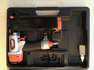 PASLODE FINISHING NAIL GUN for Sale in Miami, FL