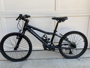 Cannondale 20in kids bike (ages 5-9) Excellent Condition for Sale in Argyle, TX
