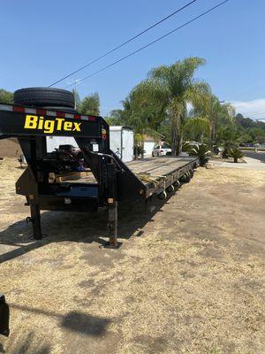 2020 Big Tex 25GN-25+5MR - $14,000 for Sale in El Cajon, CA