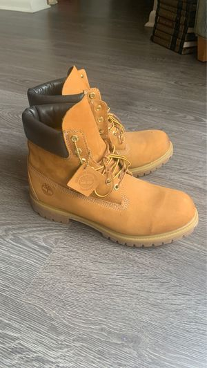 Size 11 timberland boots for Sale in Orlando, FL