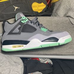 Jordans Grey White Mint Green for Sale in Peoria,  IL